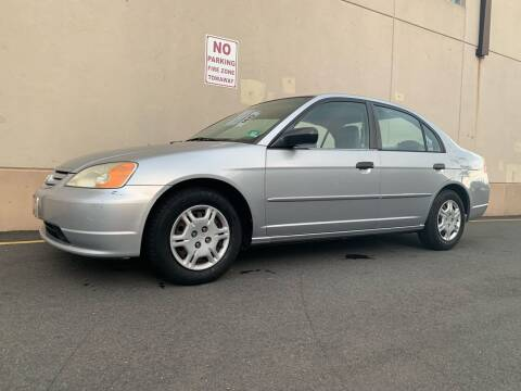 2001 Honda Civic for sale at International Auto Sales in Hasbrouck Heights NJ