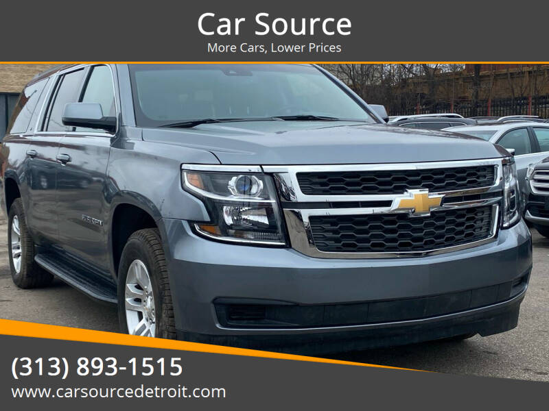 2020 Chevrolet Suburban for sale at Car Source in Detroit MI