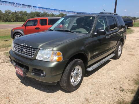 2004 Ford Explorer for sale at Knight Motor Company in Bryan TX