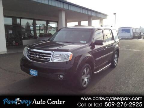 2012 Honda Pilot for sale at PARKWAY AUTO CENTER AND RV in Deer Park WA