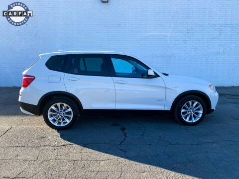 2014 BMW X3 for sale at Smart Chevrolet in Madison NC
