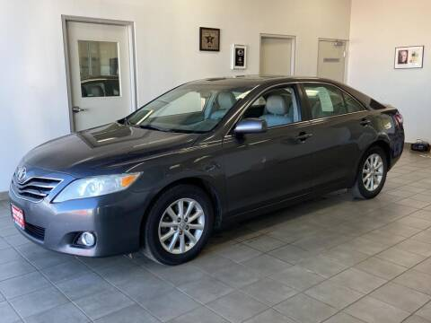 2011 Toyota Camry for sale at DAN PORTER MOTORS in Dickinson ND