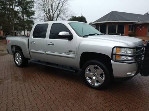 2011 Chevrolet Silverado 1500 for sale at CARS PLUS in Fayetteville TN