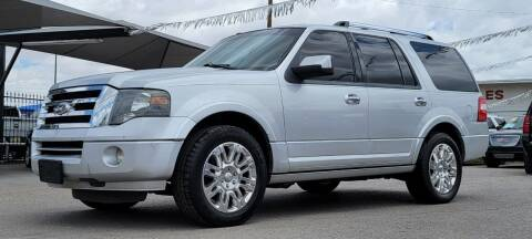2013 Ford Expedition for sale at Elite Motors in El Paso TX