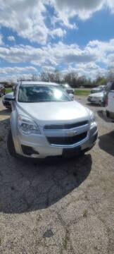 2010 Chevrolet Equinox for sale at Chicago Auto Exchange in South Chicago Heights IL