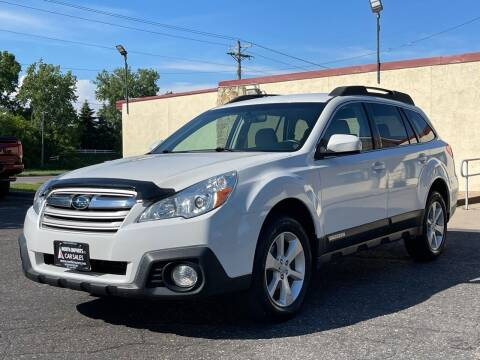 2013 Subaru Outback for sale at North Imports LLC in Burnsville MN