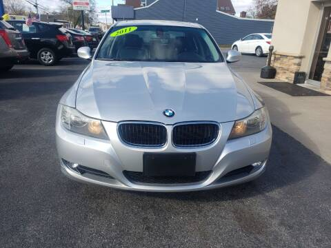 2011 BMW 3 Series for sale at Marley's Auto Sales in Pasadena MD