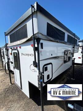 2022 FOREST RIVER PALOMINO SS-1200 for sale at SOUTHERN IDAHO RV AND MARINE - Truck Campers - New and Used in Jerome ID