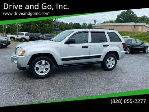 2006 Jeep Grand Cherokee for sale at Drive and Go, Inc. in Hickory NC