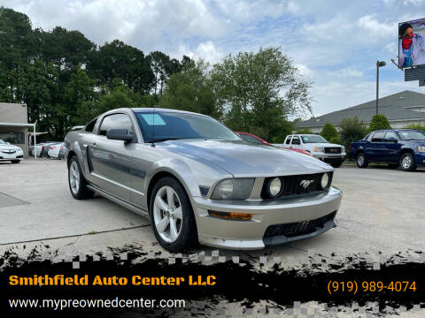 2009 Ford Mustang for sale at Smithfield Auto Center LLC in Smithfield NC