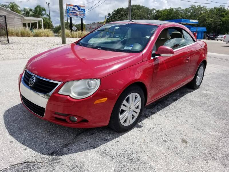 2007 Volkswagen Eos for sale in Tarpon Springs, FL