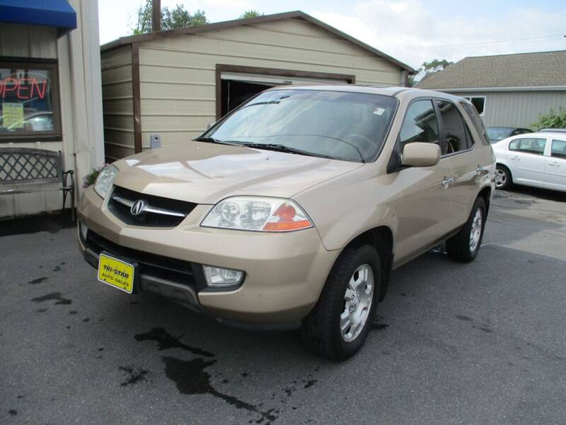 2002 Acura MDX for sale at TRI-STAR AUTO SALES in Kingston NY