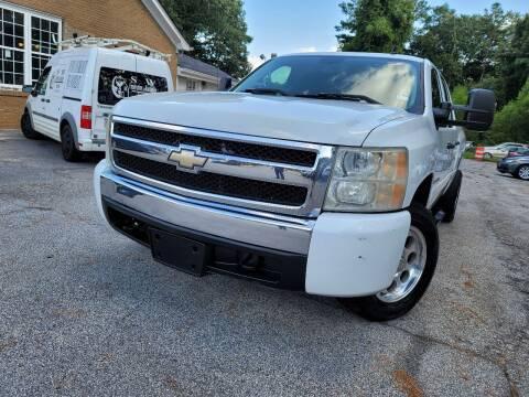 2008 Chevrolet Silverado 1500 for sale at Philip Motors Inc in Snellville GA