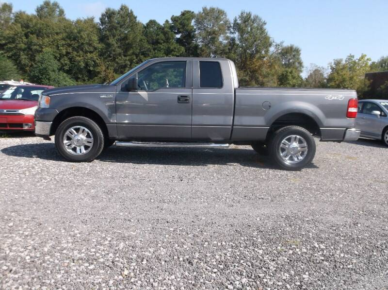 2008 Ford F-150 for sale at Car Check Auto Sales in Conway SC