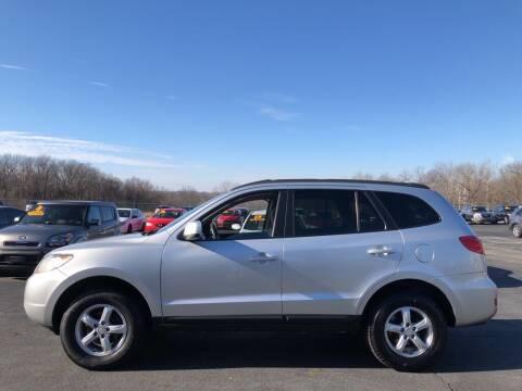 2008 Hyundai Santa Fe for sale at CARS PLUS CREDIT in Independence MO