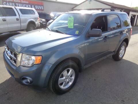 2011 Ford Escape for sale at Aspen Auto Sales in Wayne MI