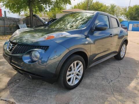 2014 Nissan JUKE for sale at AI MOTORS LLC in Killeen TX