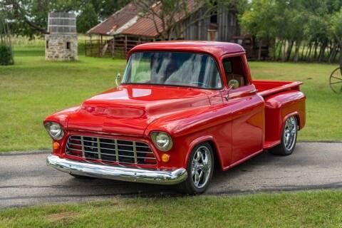 1956 Chevrolet 3100 for sale at STREET DREAMS TEXAS in Fredericksburg TX