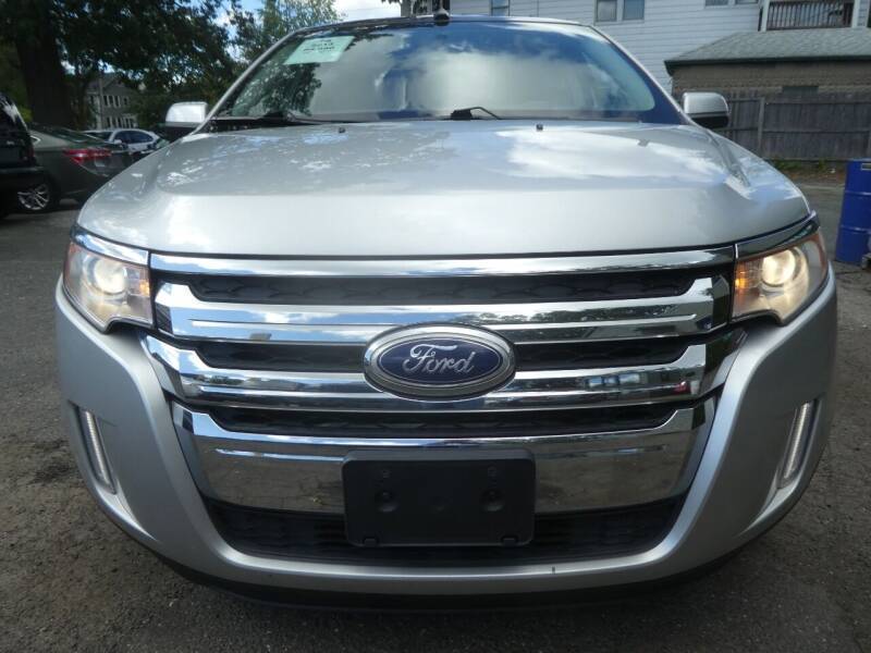 2013 Ford Edge for sale at Wheels and Deals in Springfield MA