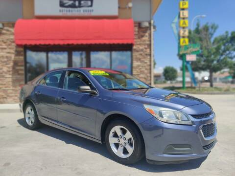 2015 Chevrolet Malibu for sale at 719 Automotive Group in Colorado Springs CO