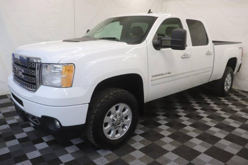 2013 GMC Sierra 3500HD for sale at AH Ride & Pride Auto Group in Akron OH