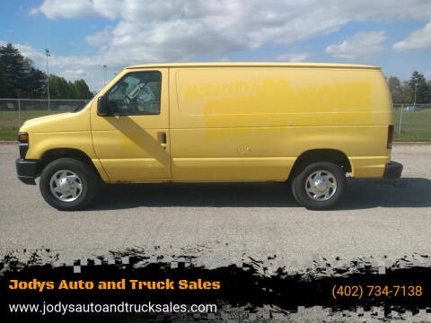 2009 Ford E-Series Cargo for sale at Jodys Auto and Truck Sales in Omaha NE