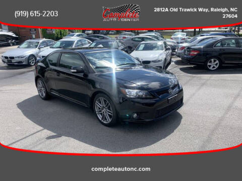 2011 Scion tC for sale at Complete Auto Center , Inc in Raleigh NC