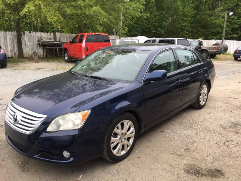 2008 Toyota Avalon for sale at Khalsa Auto Sales in Accokeek MD