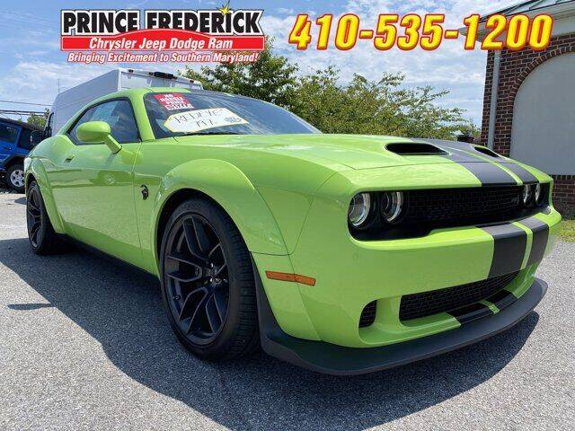 2019 Dodge Challenger for sale in Prince Frederick, MD