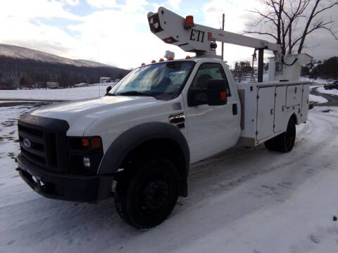2008 Ford F-450 for sale at Mountain Truck Center in Medley WV