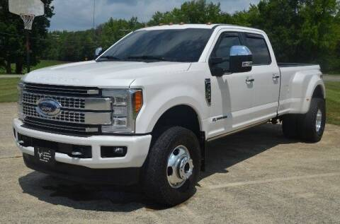 2018 Ford F-350 Super Duty for sale at Priority One Auto Sales in Stokesdale NC