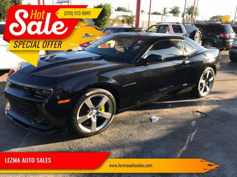 2011 Chevrolet Camaro for sale at Auto Emporium in Wilmington CA