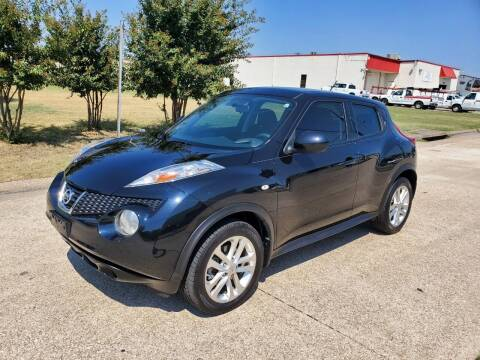2014 Nissan JUKE for sale at DFW Autohaus in Dallas TX
