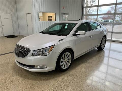 2015 Buick LaCrosse for sale at PRINCE MOTORS in Hudsonville MI
