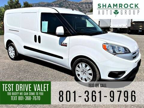 2015 RAM ProMaster City Cargo for sale at Shamrock Group LLC #1 in Pleasant Grove UT