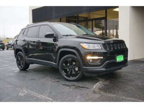 2018 Jeep Compass for sale at Douglass Automotive Group in Central Texas TX