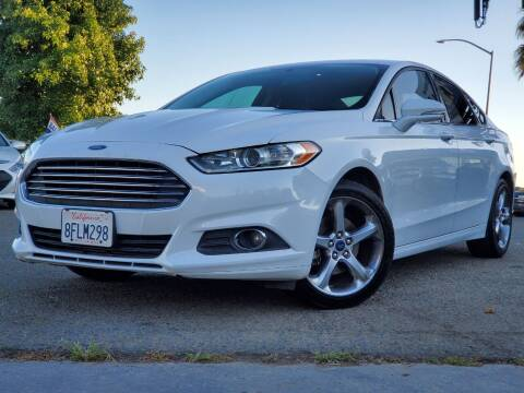 2013 Ford Fusion for sale at Gold Coast Motors in Lemon Grove CA