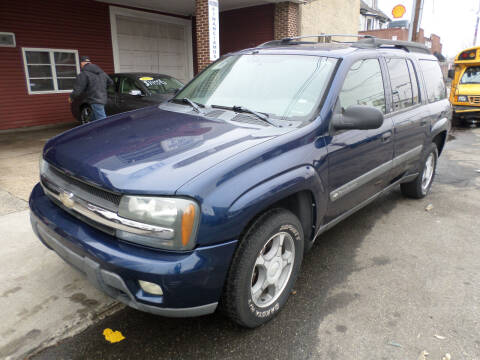2004 Chevrolet TrailBlazer EXT for sale at Associated Sales & Leasing, Inc. in Perth Amboy NJ