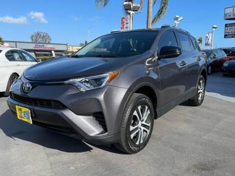 2016 Toyota RAV4 for sale at CARSTER in Huntington Beach CA
