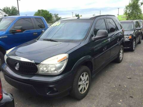 2004 Buick Rendezvous for sale at Al's Linc Merc Inc. in Garden City MI