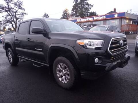 2016 Toyota Tacoma for sale at All American Motors in Tacoma WA