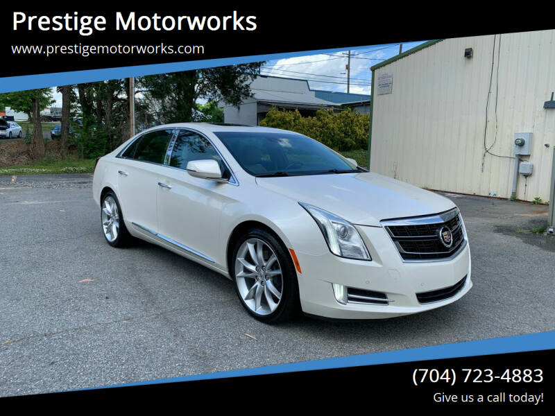 2015 Cadillac XTS for sale at Prestige Motorworks in Concord NC