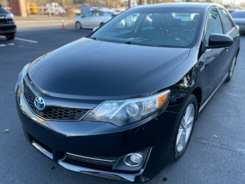 2014 Toyota Camry Hybrid for sale at 1A Auto Sales in Walpole MA