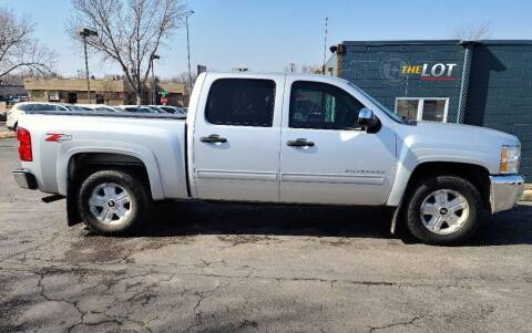 2012 Chevrolet Silverado 1500 for sale at THE LOT in Sioux Falls SD