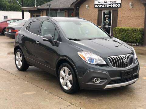 2016 Buick Encore for sale at Safeen Motors in Garland TX