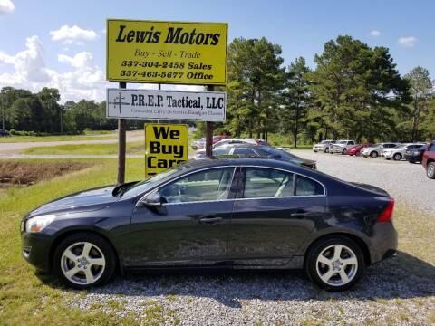 2012 Volvo S60 for sale at Lewis Motors LLC in Deridder LA