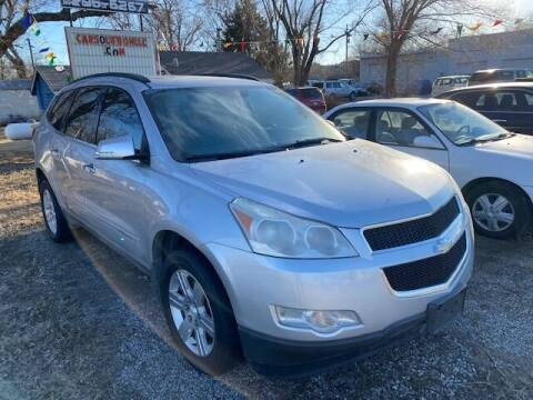 2009 Chevrolet Traverse for sale at Car Solutions llc in Augusta KS
