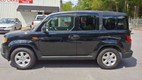 2011 Honda Element for sale at Buddy's Auto Inc in Pendleton SC