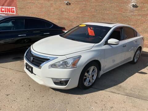 2014 Nissan Altima for sale at Cars To Go in Lafayette IN