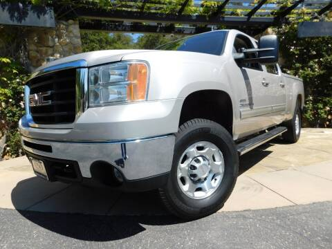 2008 GMC Sierra 2500HD for sale at Milpas Motors in Santa Barbara CA